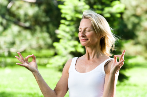 Karen Korona Breathing With Intention
