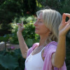 Exercise For Releasing Stress and Relaxing by Karen Korona
