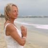 Karen Korona Meditating
